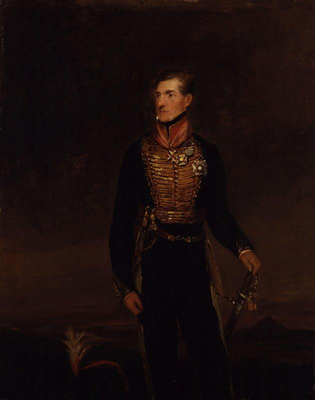 Sir Hew Dalrymple Ross by William Salter
