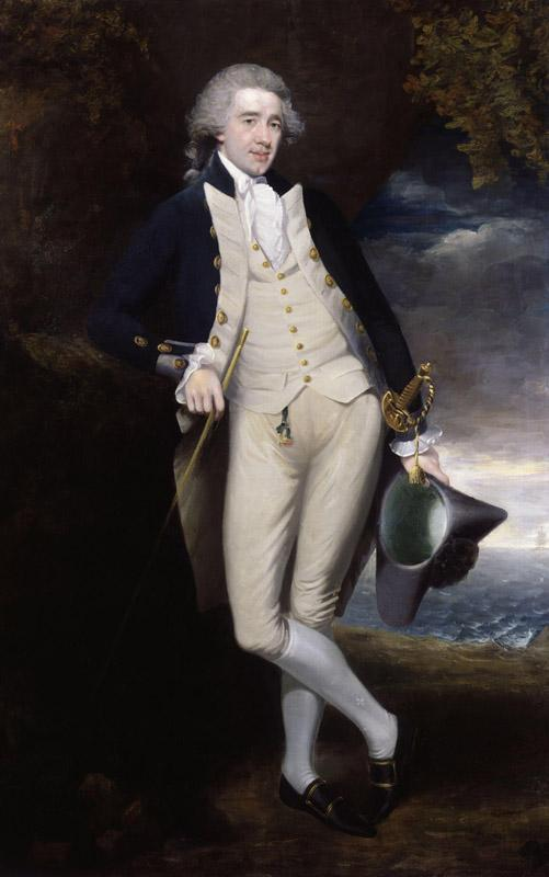 Sir Home Riggs Popham from NPG
