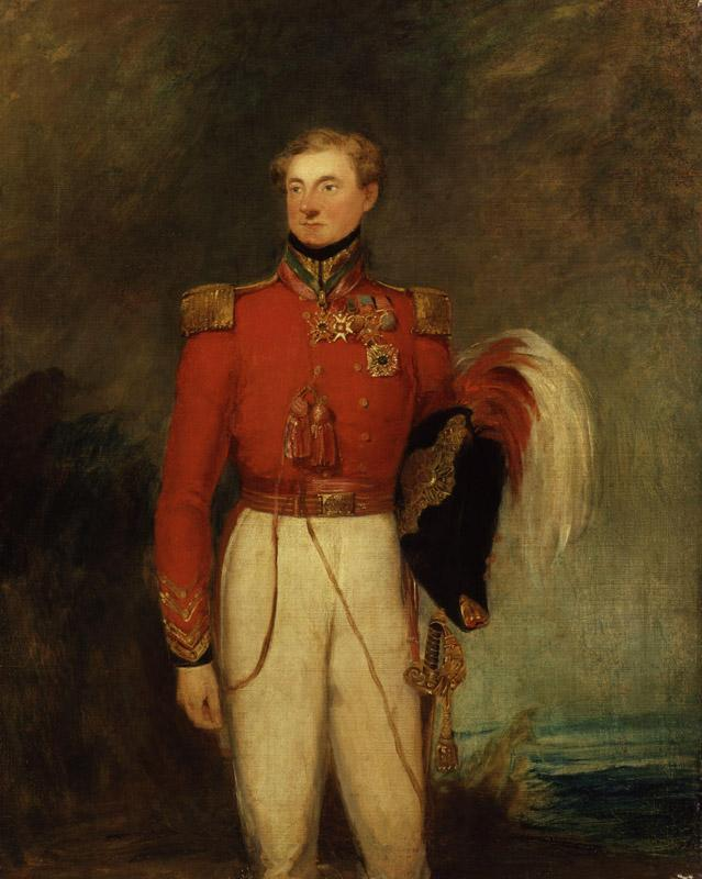 Sir James Macdonell by William Salter