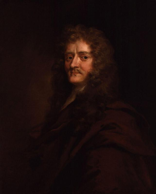 Sir Paul Rycaut by Sir Peter Lely