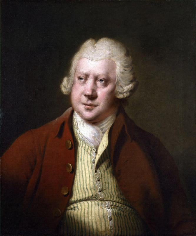 Sir Richard Arkwright by Joseph Wright
