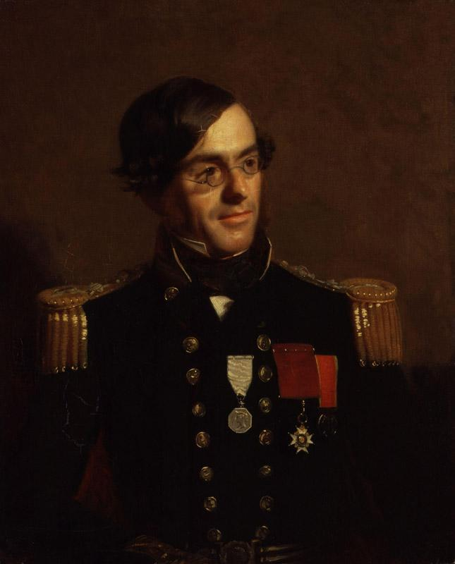 Sir Richard Collinson by Stephen Pearce (2)