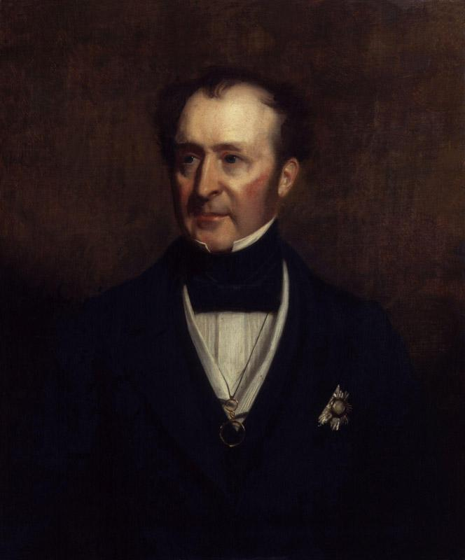 Sir Roderick Impey Murchison, 1st Bt by Stephen Pearce