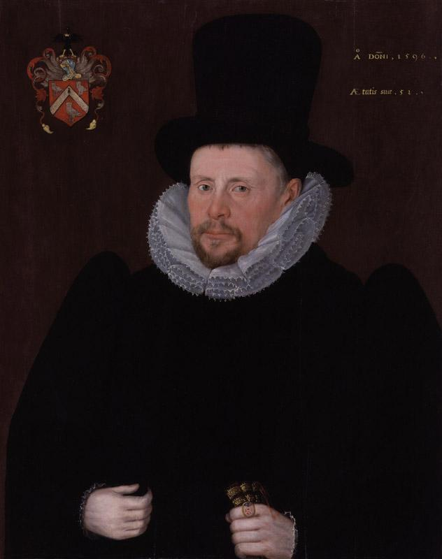 Sir Thomas Fleming from NPG