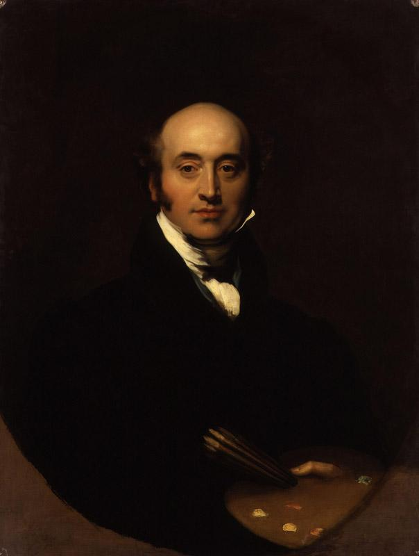 Sir Thomas Lawrence by Richard Evans