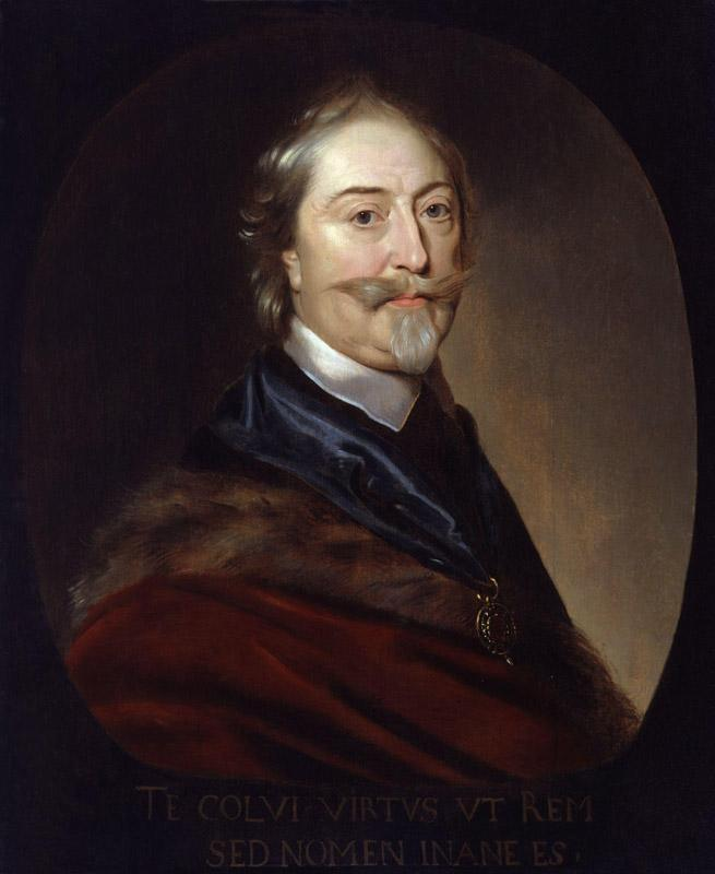 Sir Thomas Roe by Michiel Jansz