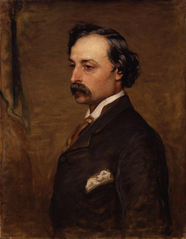 Sir William Quiller Orchardson by Henry Weigall