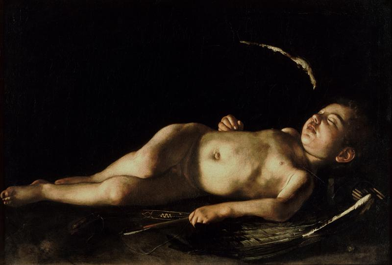 Sleeping Cupid (1608)