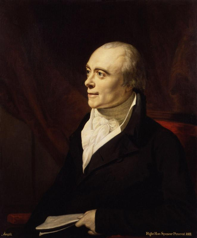 Spencer Perceval by George Francis Joseph