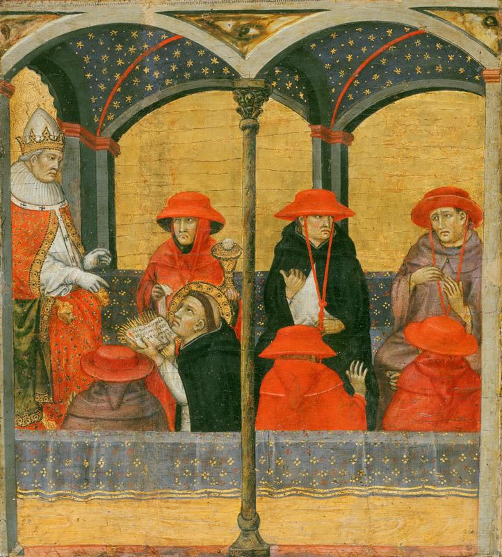 Taddeo di Bartolo, Italian (active Siena and environs, Perugia, Pisa, and Genoa), first documented 1383, died 1422