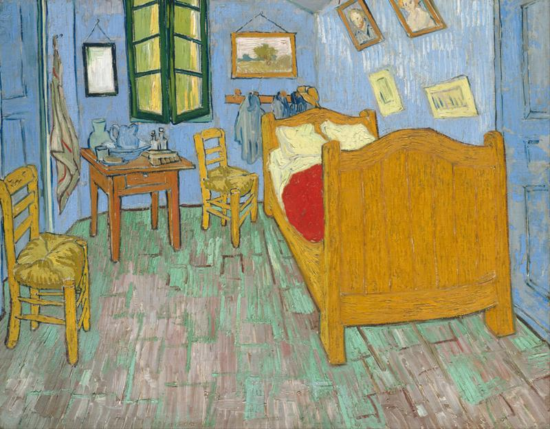 The Bedroom 1889
