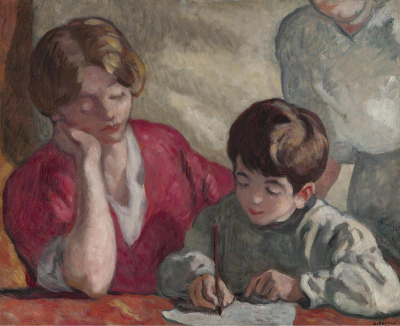 The Dictation, 1910-15