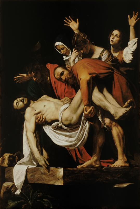 The Entombment of Christ(c.1602-3)