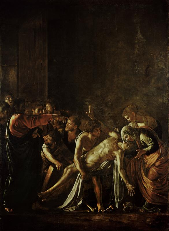The Raising of Lazarus (c. 1609)