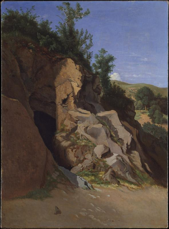 Theodore--Landscape with a Cave
