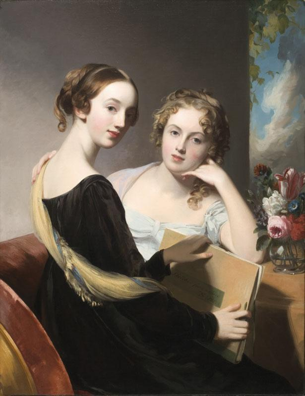 Thomas Sully - Portrait of the Misses Mary and Emily McEuen