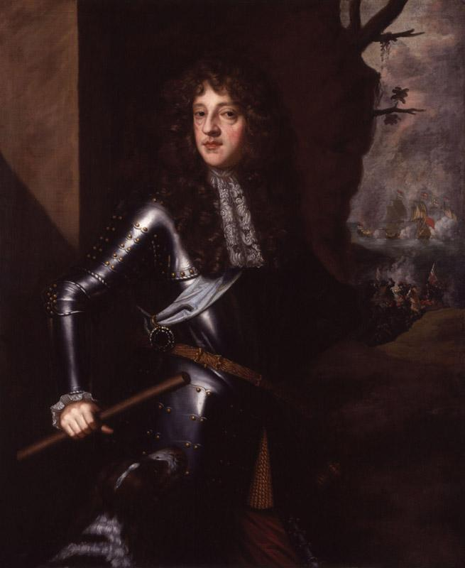 Thomas Butler, Earl of Ossory by Sir Peter Lely