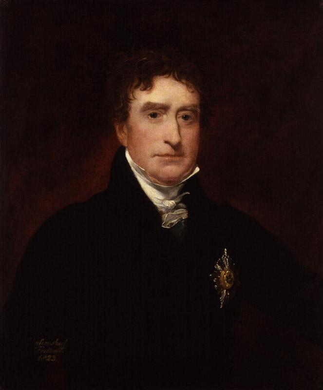 Thomas Erskine, 1st Baron Erskine by Sir William Charles Ross