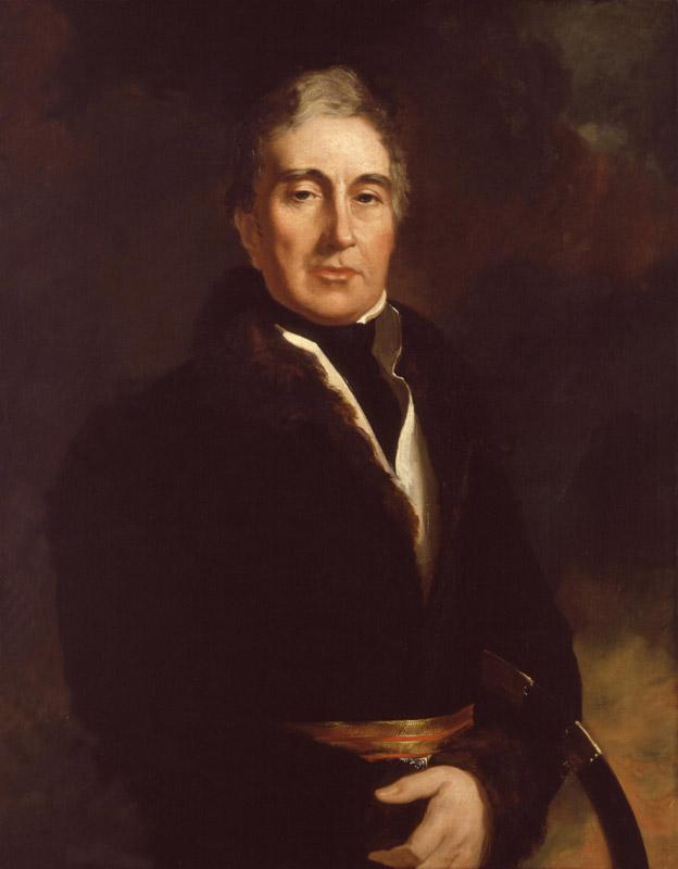 Thomas Graham, Baron Lynedoch by Sir George Hayter