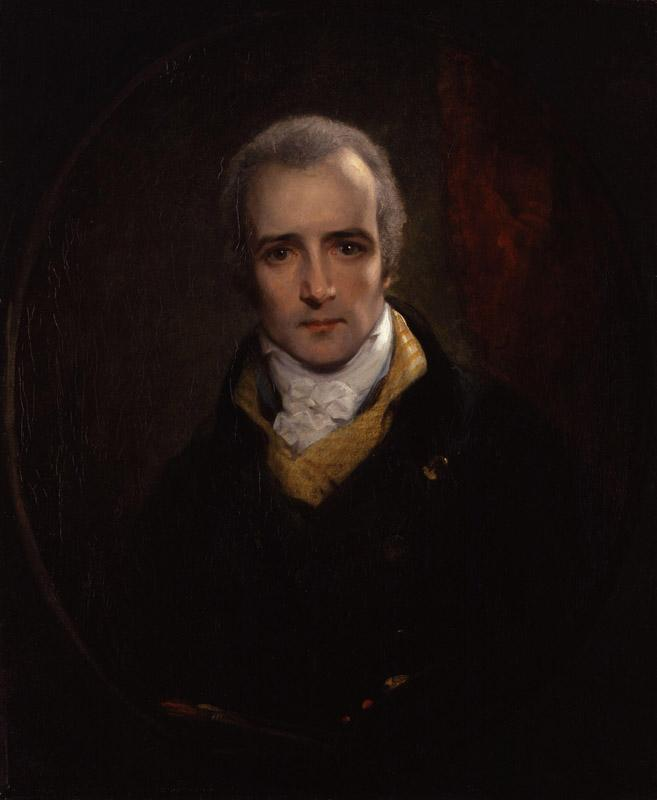 Thomas Phillips by Thomas Phillips