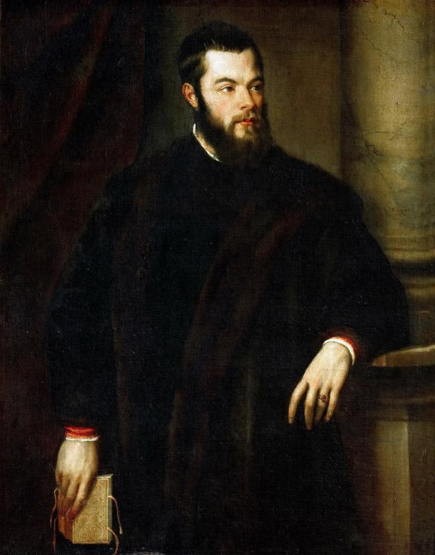Titian -- Benedetto Varchi