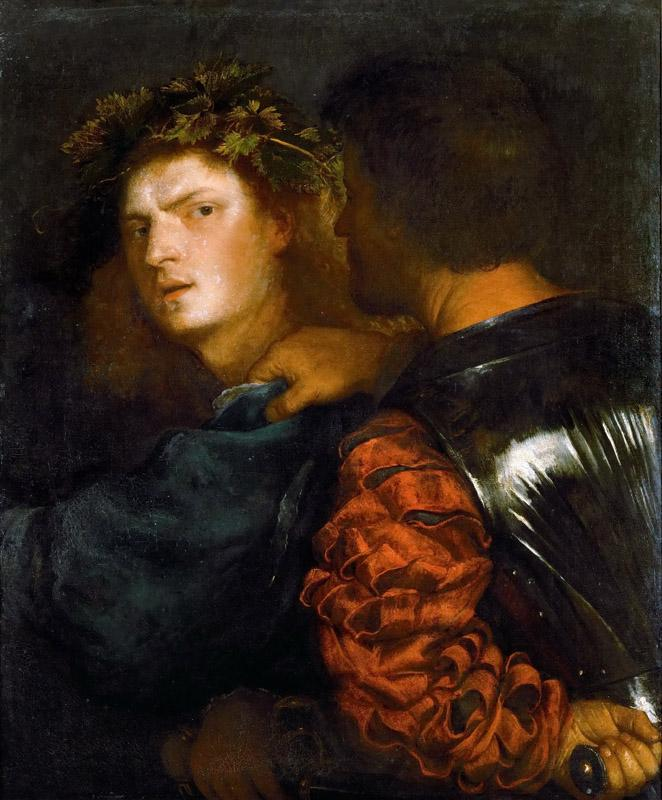 Titian -- The Brave