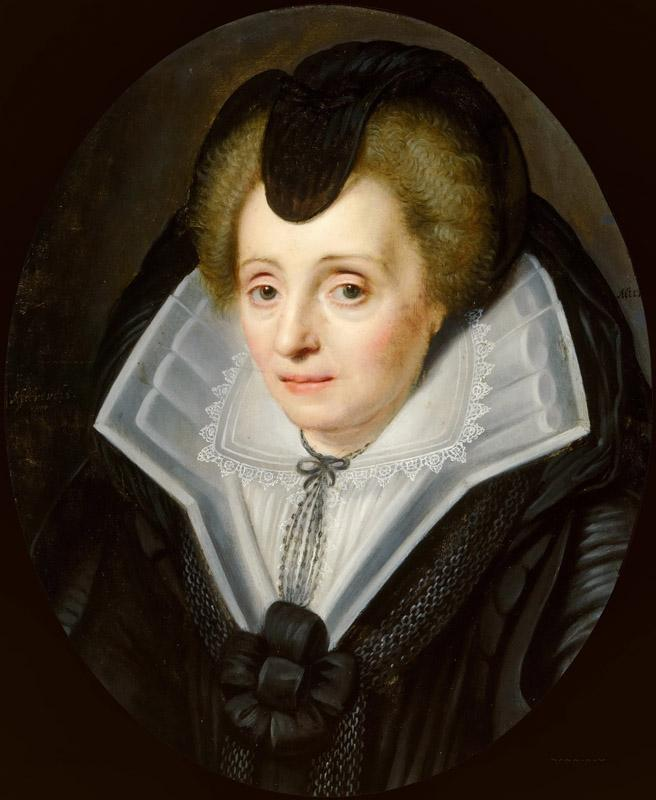 Unknown - Portrait of Louise de Coligny