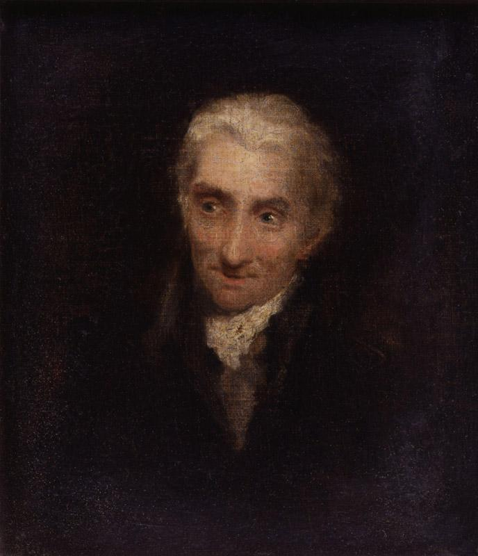 Unknown man, formerly known as James Northcote by Sir David Wilkie