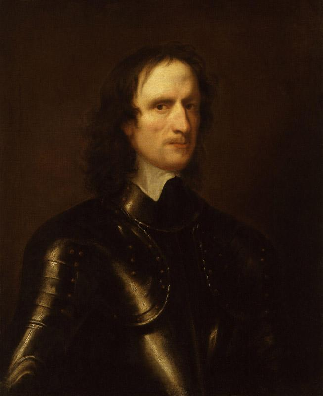 Unknown man, formerly known as John Hampden by Robert Walker