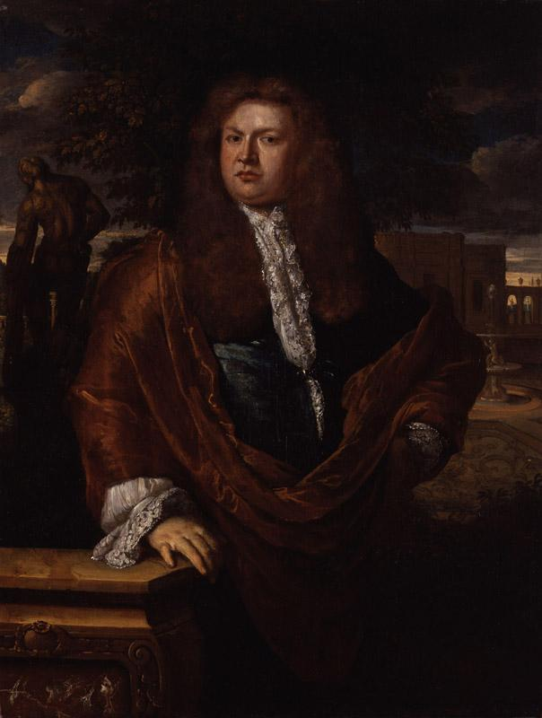 Unknown man, formerly known as John Radcliffe from NPG