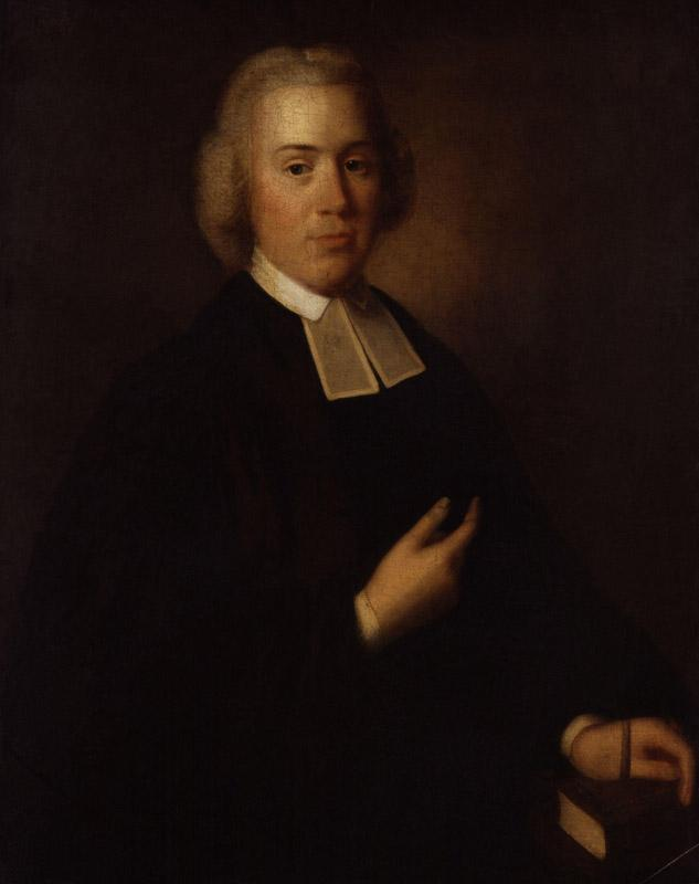Unknown man, formerly known as Philip Doddridge from NPG
