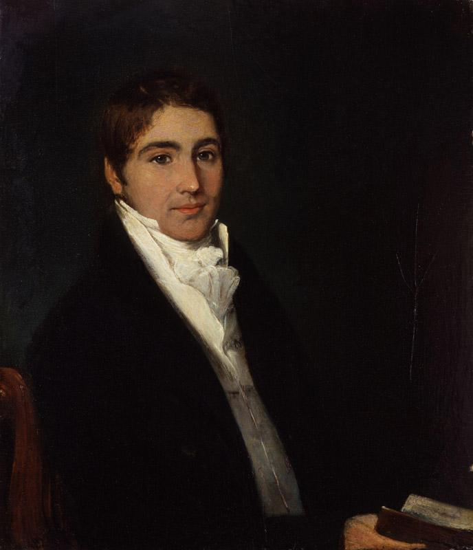 Unknown man, formerly known as Richard Partridge by John Partridge