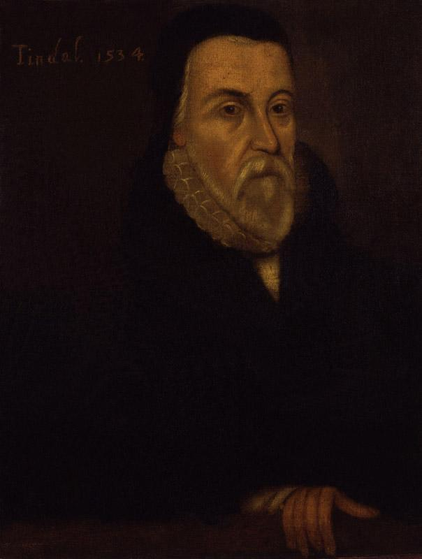 Unknown man, formerly known as William Tyndale from NPG (2)