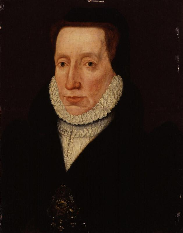 Unknown woman, formerly known as Margaret Douglas, Countess of Lennox from NPG