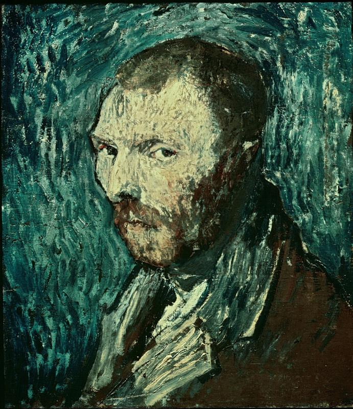 Vincent van Gogh - Self-Portrait118