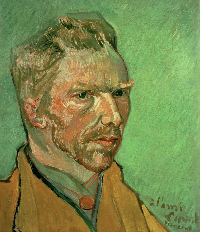 Vincent van Gogh - Self-Portrait3