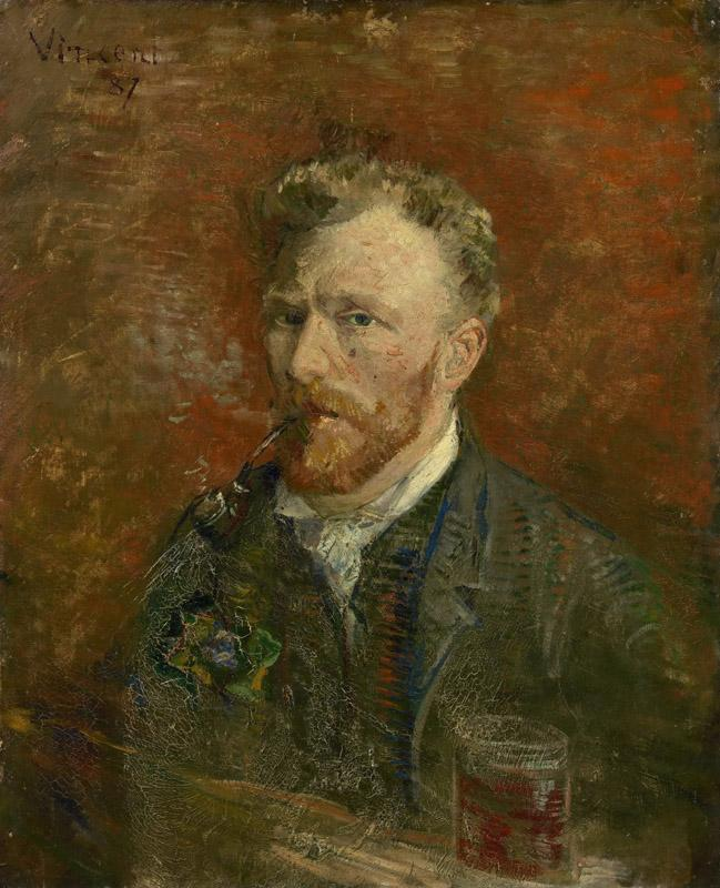 Vincent van Gogh - Self-Portrait36789