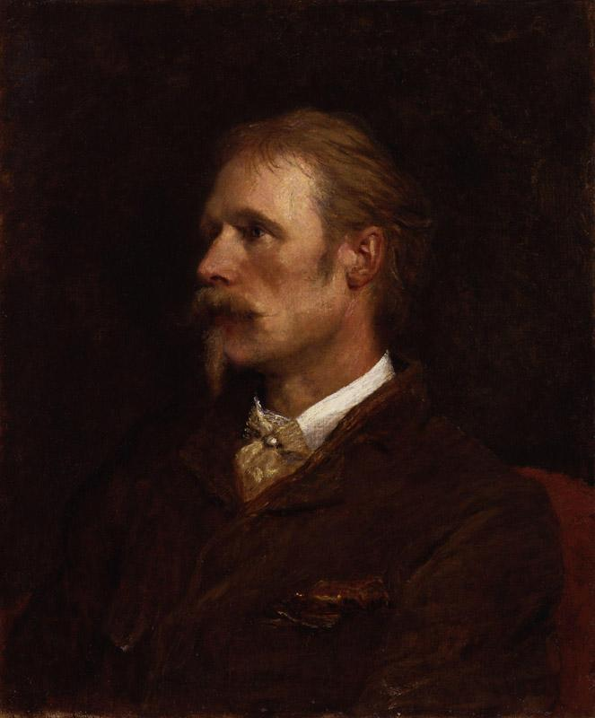 Walter Crane by George Frederic Watts