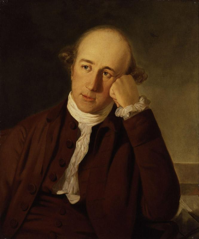 Warren Hastings by Tilly Kettle