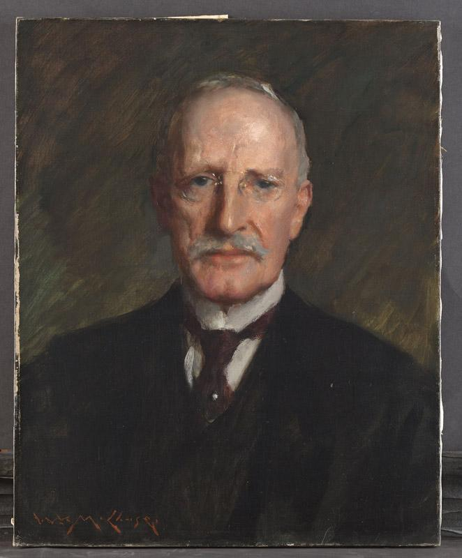 William Merritt Chase--Edward Guthrie Kennedy