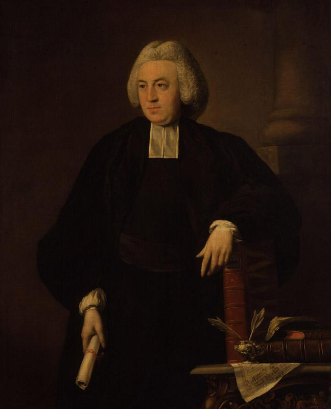 William Dodd by John Russell
