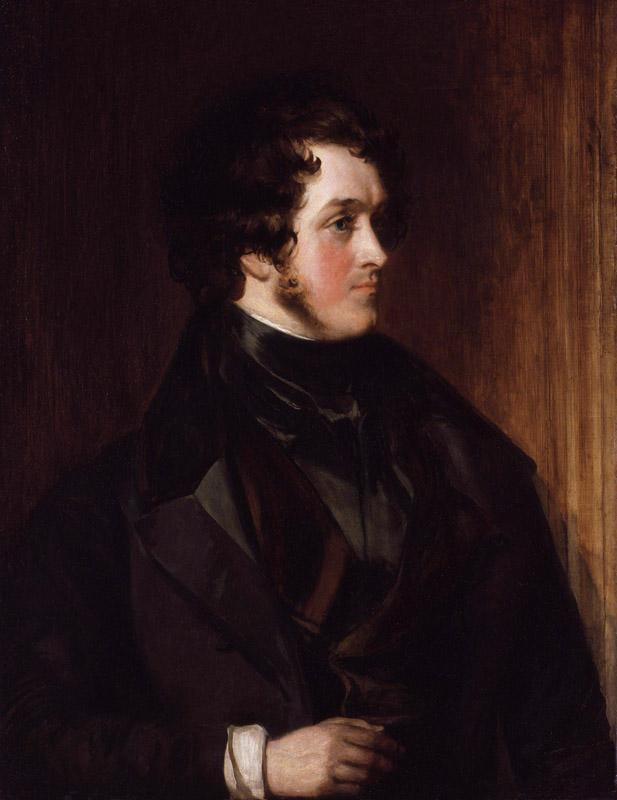 William Harrison Ainsworth by Daniel Maclise(2)