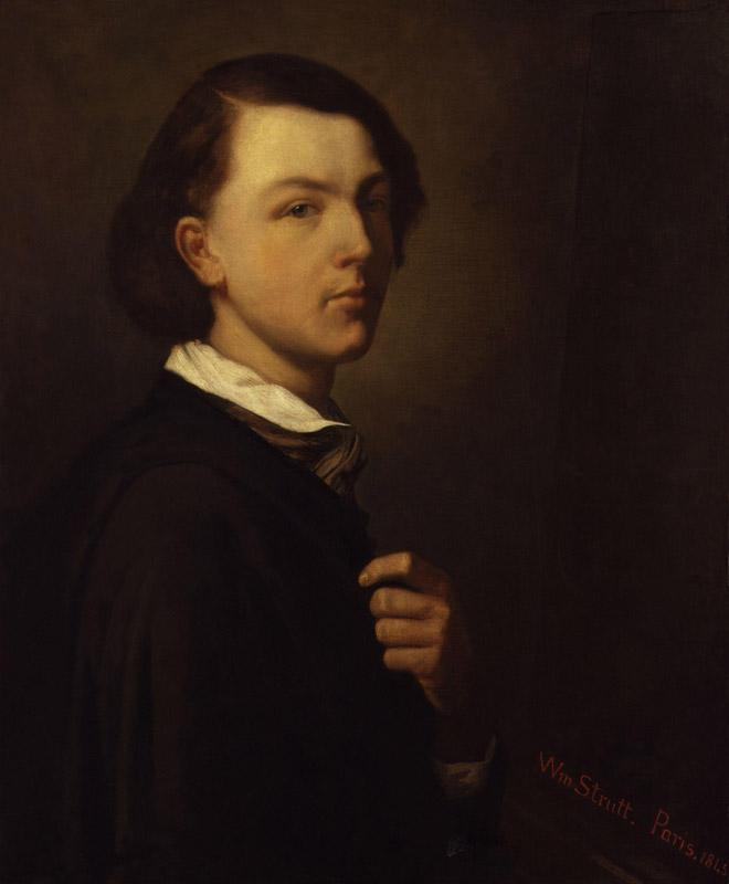 William Strutt by William Strutt