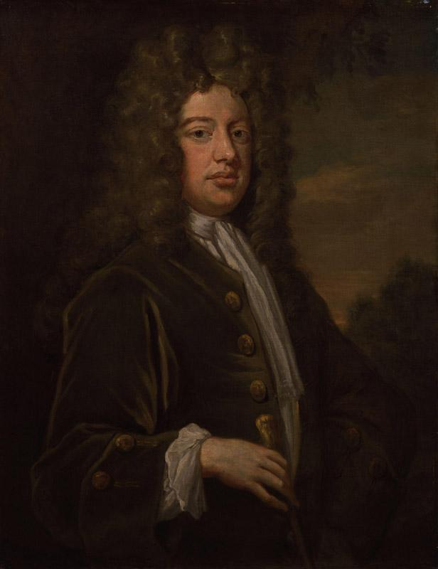 William Walsh by Sir Godfrey Kneller, Bt