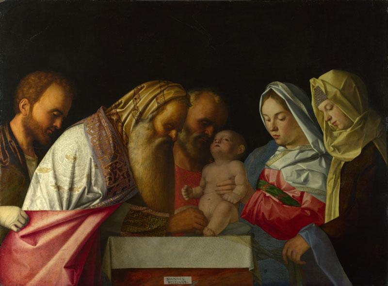 Workshop of Giovanni Bellini - The Circumcision